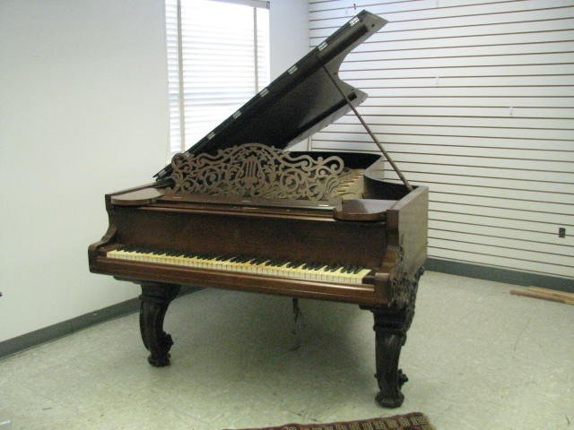 215: Steinway Model D Concert Grand Piano