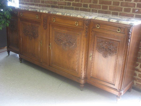 216: Louis XVI Style Sideboard