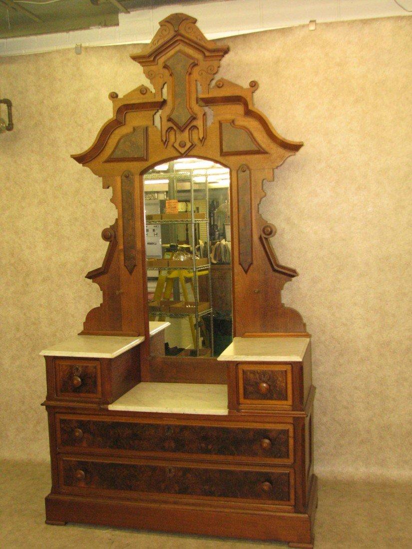 227: Dresser, Renaissance Revival