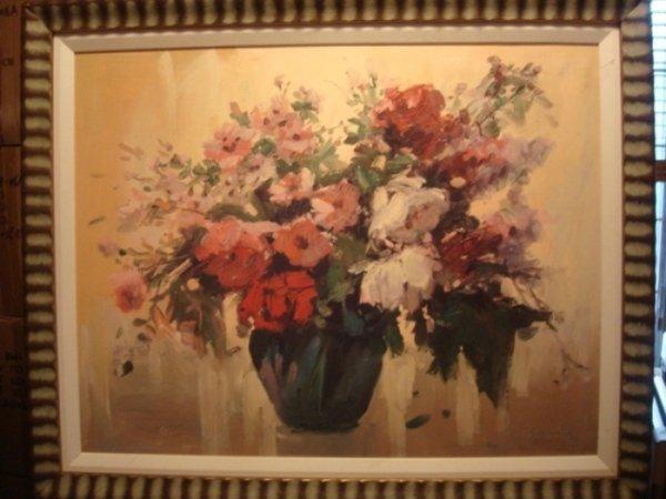 "11: Michael Schofield ""Floral IV"" Sgnd Ltd Ed Giclee"