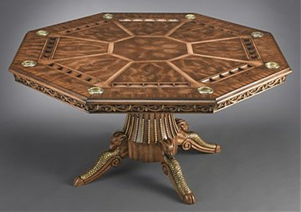 335: Octagon Game Table