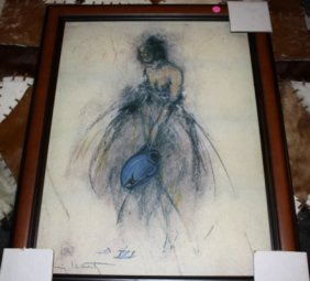 23: Signed Louis Icart Giclee