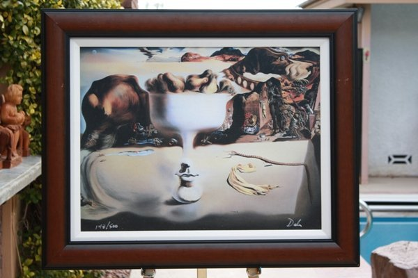 2: Dali - Apparation of Face 20x24