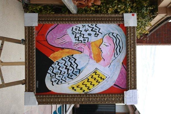 6: Matisse - The Dream 20x26