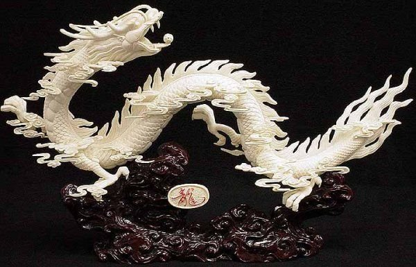 3A: Large Bone Single Dragon
