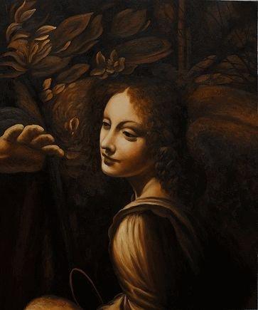 1K: Da Vinci - The Virgin of the Rocks
