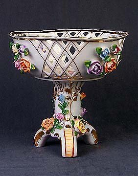 5: Meissen Style Compote