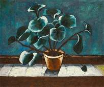 109K: Dali - Potted Plant