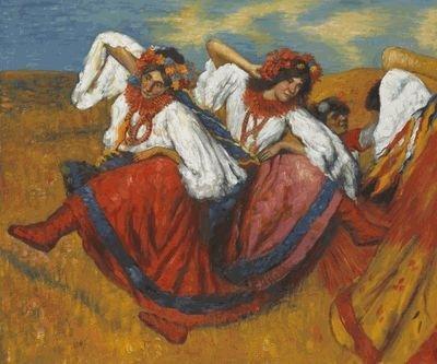 2A: Degas - Russian Dancers