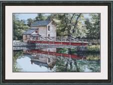 12A Groundhog Lock by Dan Campanelli