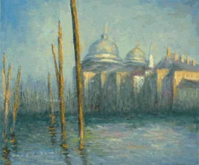 1: Monet - The Grand Canal, Venice