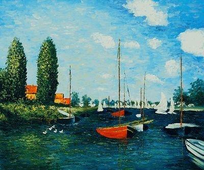 2: Claude Monet - Argenteuil