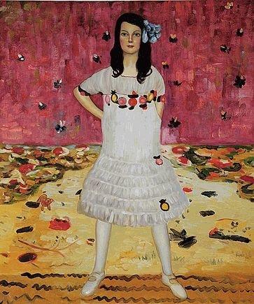 1B: Klimt - Portrait of Mada Primavesi