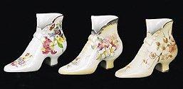 1C: Assorted Design Shoes Tulip Dresden Blue Danube - D
