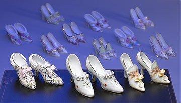 3C: Assorted Shoe Set
