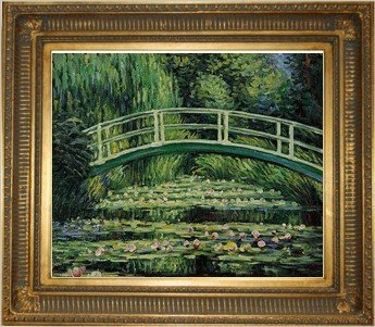 3O: Monet - Japanese Bridge