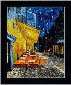 6O: Van Gogh - Cafe Terrace at Night