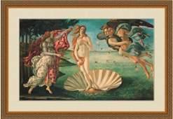24M Birth of Venus Post Restoration by Sandro Bottic
