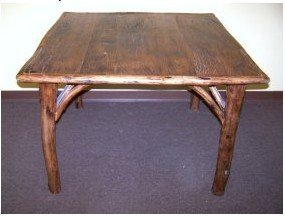 4: 1H: Square Table, HS-16