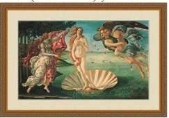 170 24M Birth of Venus Post Restorationby Sandro Bo