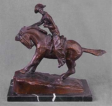 44A: The Cowboy Bronze Recast
