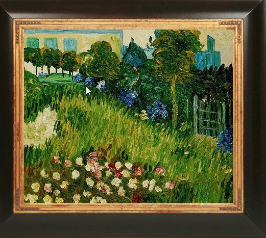 5P: Van Gogh - The Garden of Daubigny