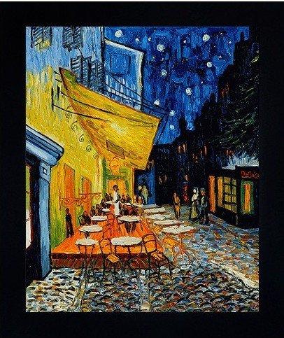 Cafe Terrace at Night, Vincent Van Gogh