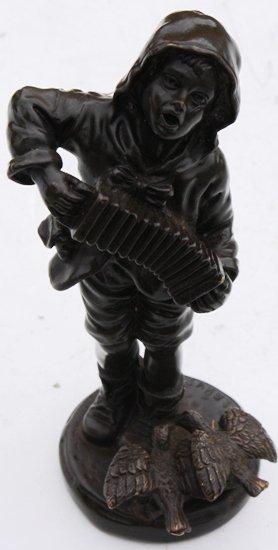 37Q: Bronze Boy Moreau