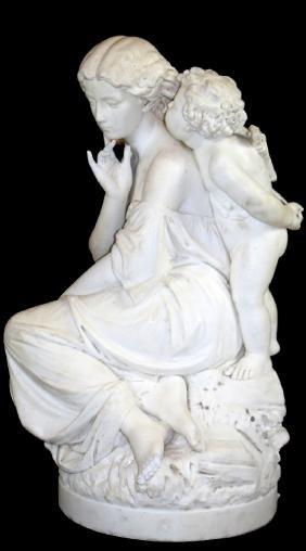 """Giovanni Battista Lombardi """"Rivelazione d'Amore I"""""""