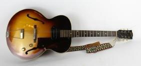 Vintage 1960's Gibson ES125 electric guitar