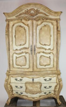 Ferguson Copeland Louis XVI style armoire