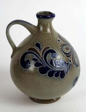 Goebel pottery pitcher