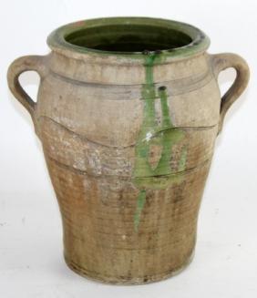 French Terra cotta pot