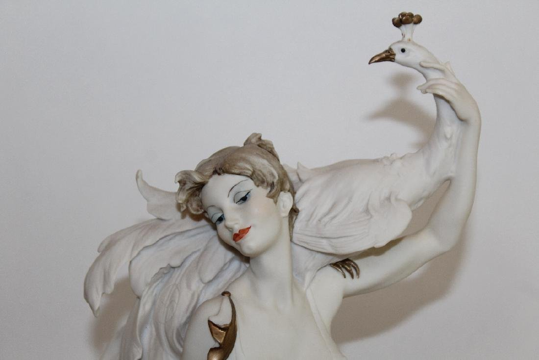 "Giuseppe Armani ""Woman with Peacock"" - 3"