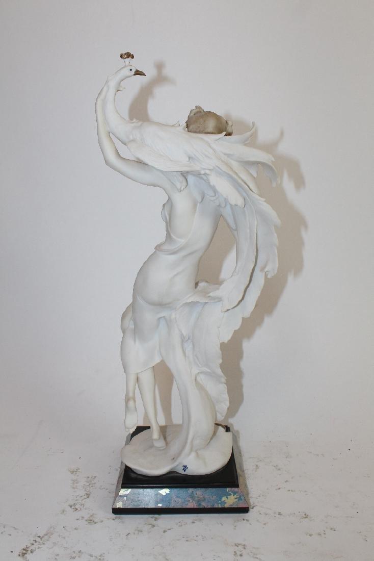 "Giuseppe Armani ""Woman with Peacock"" - 5"