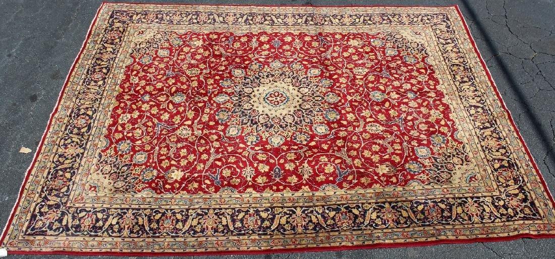 9.6' x 12.10' Persian Koshmar rug