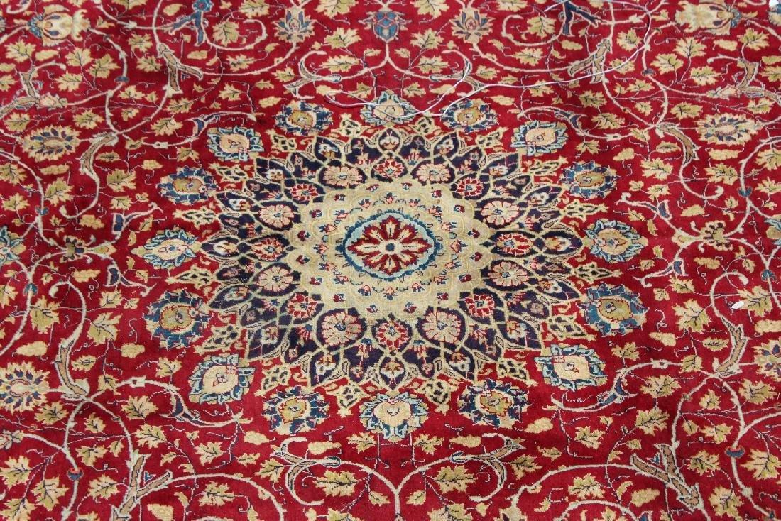 9.6' x 12.10' Persian Koshmar rug - 3