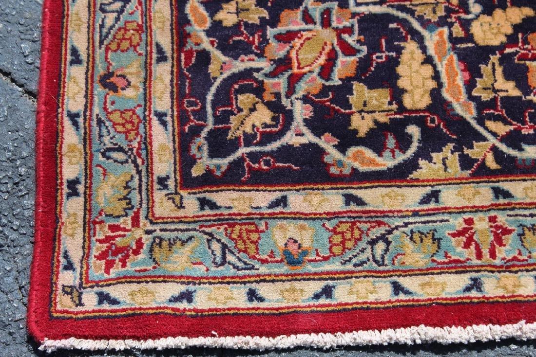 9.6' x 12.10' Persian Koshmar rug - 4