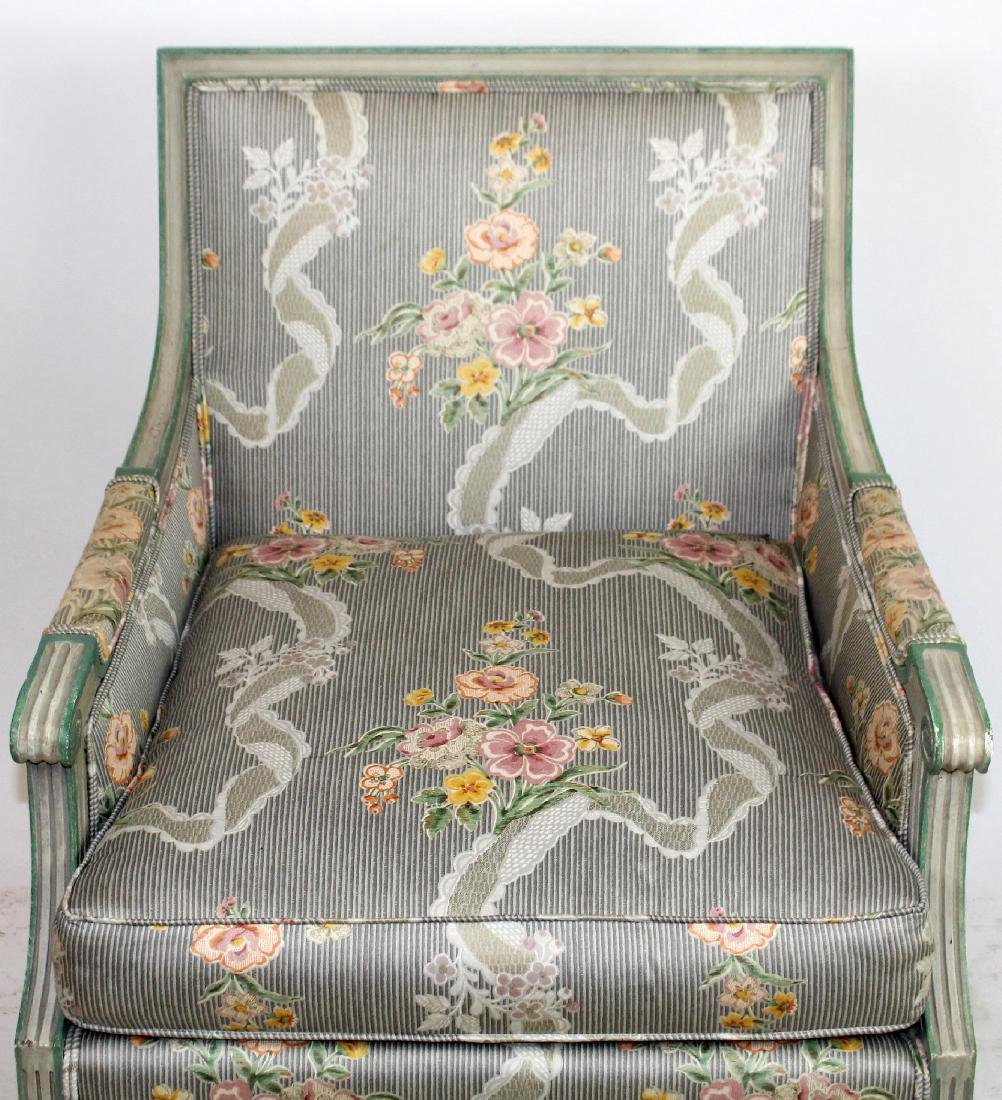 Louis XVI style bergere - 3