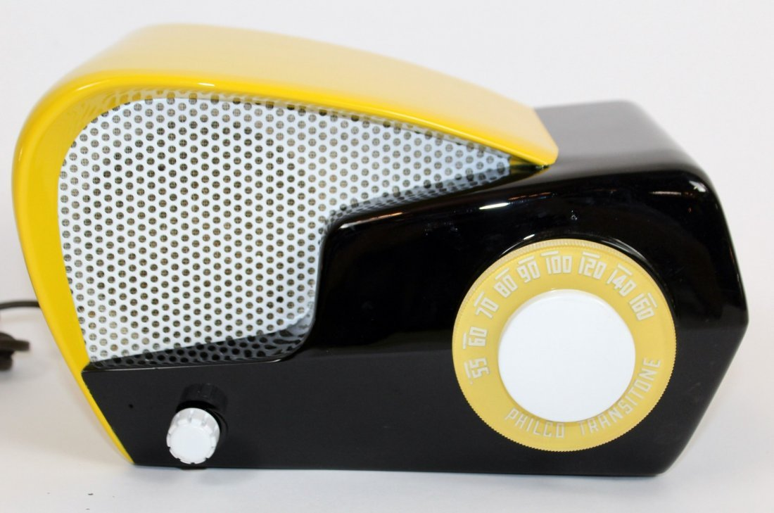 Philco Transitone radio - 2