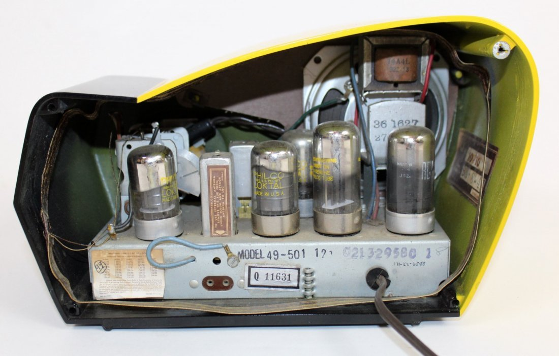 Philco Transitone radio - 4