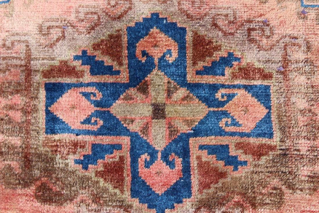"2'10"" x 11'9"" Persian wool runner - 4"