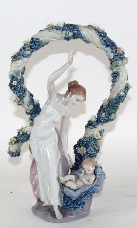 "Lladro ""Rebirth"" figurine"