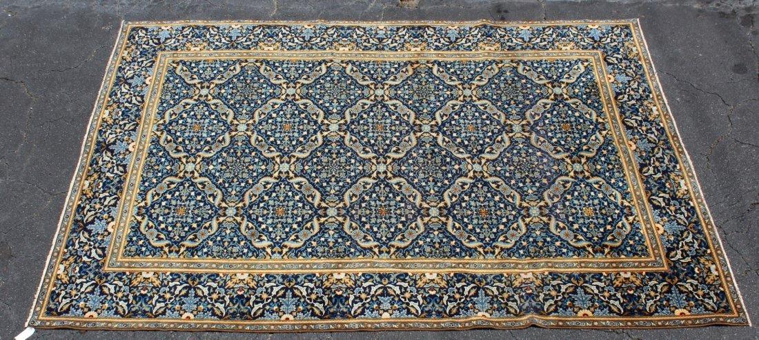 Persian wool Isfahan carpet
