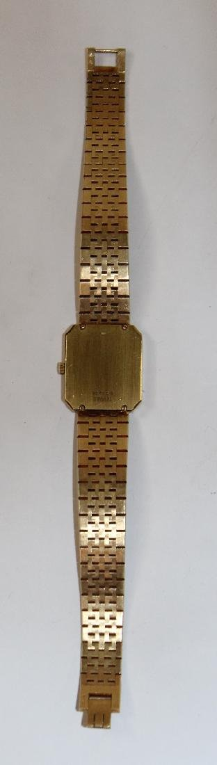 Gold ladies Piaget watch - 2