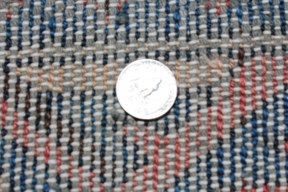 """3'4"""" x 10'7"""" Heriz Persian wool carpet - 2"""