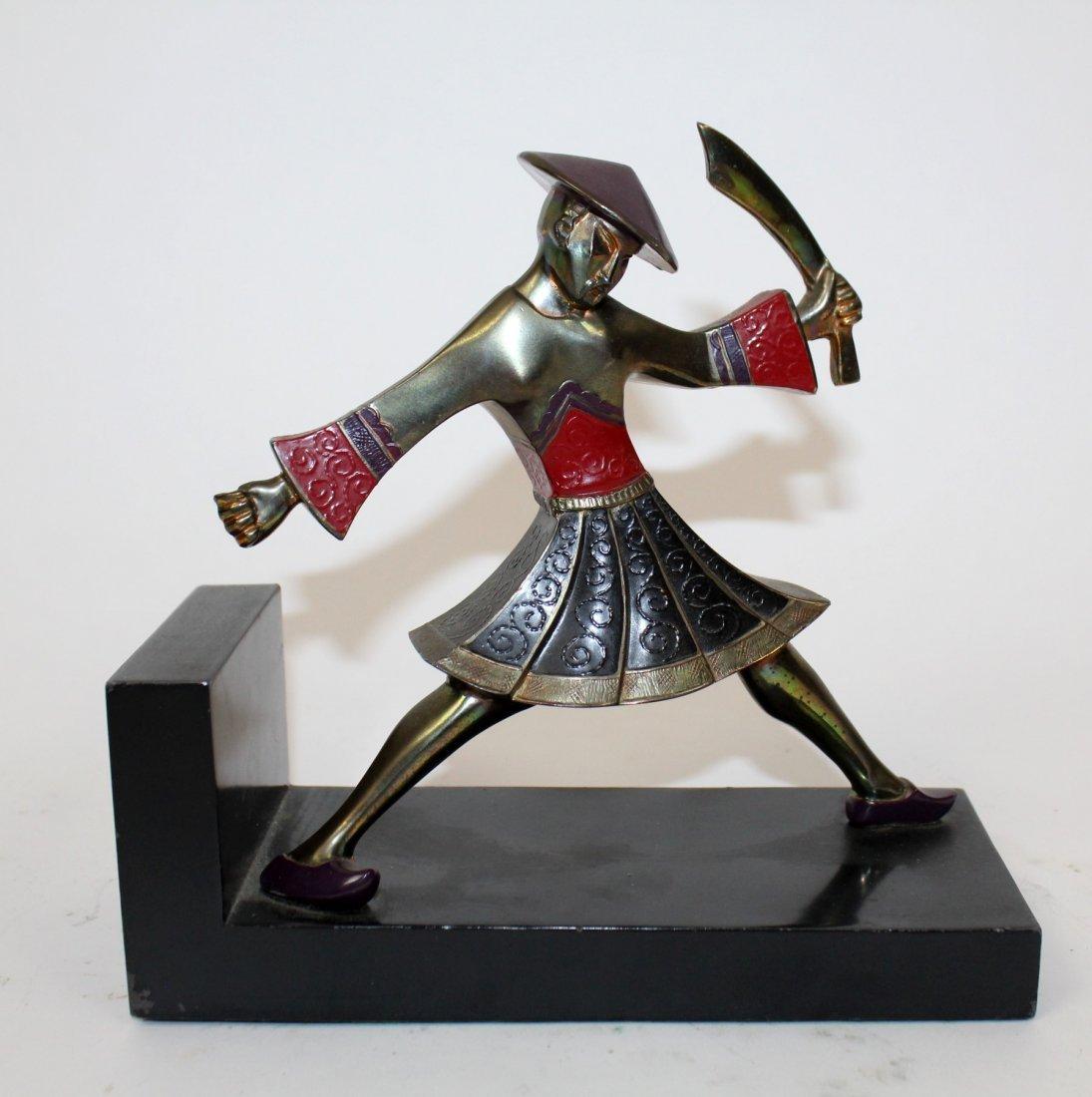Ronson Japanese Samurai figurine