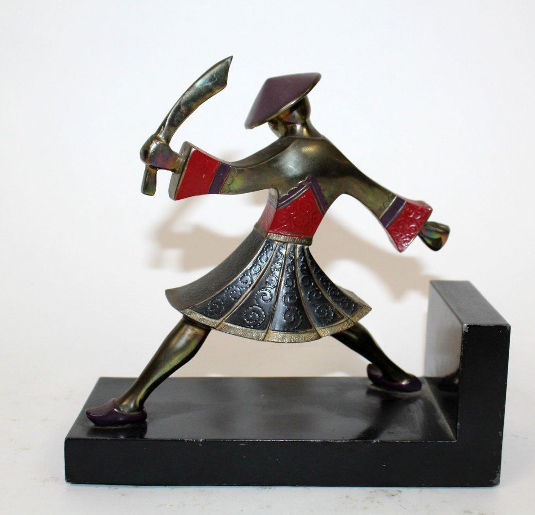 Ronson Japanese Samurai figurine - 4