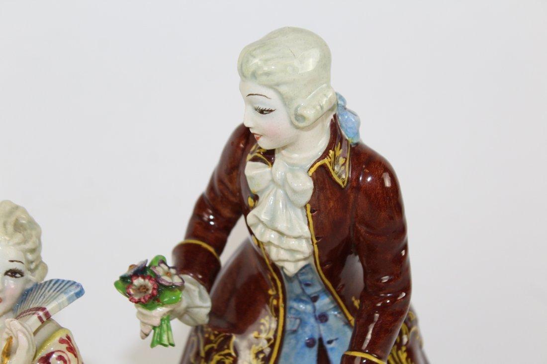Italian porcelain figurine T. Sebelin - 3
