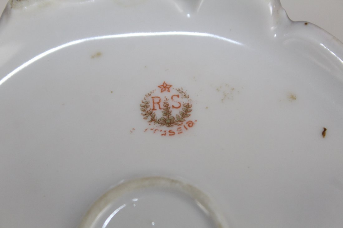 Grouping of RS Prussia porcelains - 3